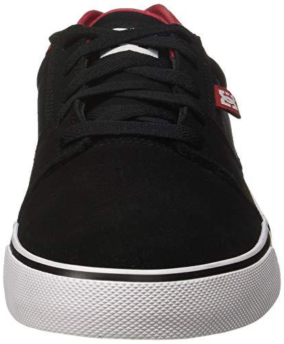 Basses Black Dc Red Baskets Homme Shoes Noir black athletic Tonik AqxZn7tO