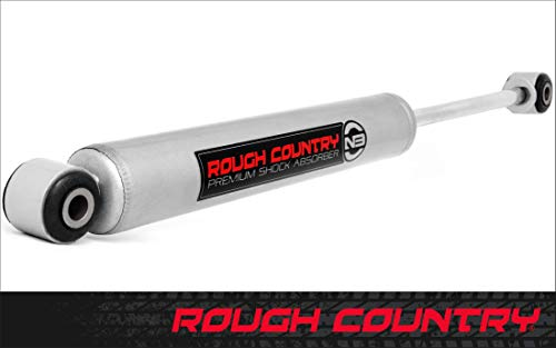 "Price comparison product image Rough Country N3 Rear Shock Fits 1980-1996 [ Ford ] F150 4WD w / 7.5-8"" Lift Premium Shock Absorber 20201_F"