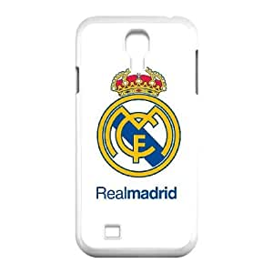 Samsung Galaxy S4 9500 Cell Phone Case White Real Madrid cepn