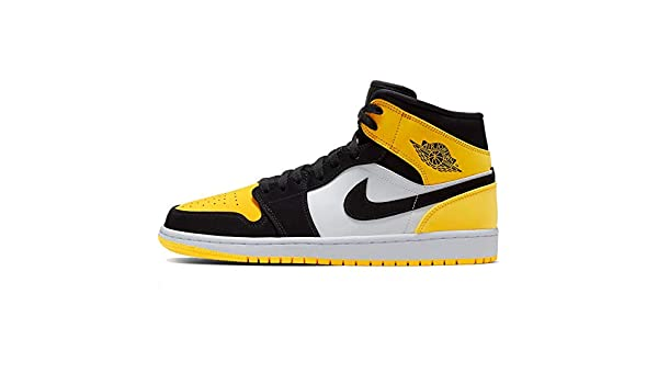 Amazon.com | Nike Air Jordan 1 Mid Se Mens 852542-071 Size ...