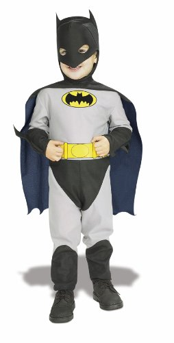 Rubie's The Batman Costume For Toddler Rubie' s