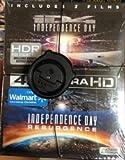 Independence Day / Independence Day: Resurgence (4K UltraHD + Blu-ray + Digital HD)