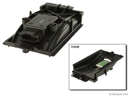 HVAC Blower Motor Resistor for 2007-2009 Volkswagen Jetta City AutoPartsWAY Canada