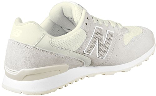 New Balance Wr996 Sport Style Wide Womens Trainers Grey tHOAQ