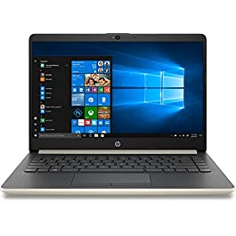 HP 2019 14″ Laptop – Intel Core i3 – 8GB Memory – 128GB Solid State Drive – Ash Silver Keyboard Frame (14-CF0014DX)