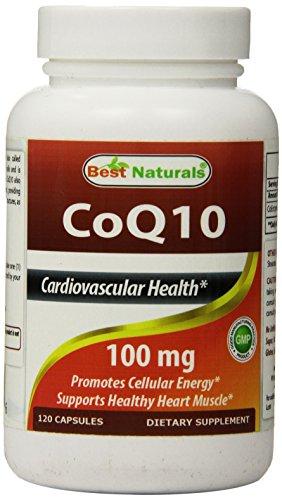 Best Naturals COQ10 100 Capsules product image