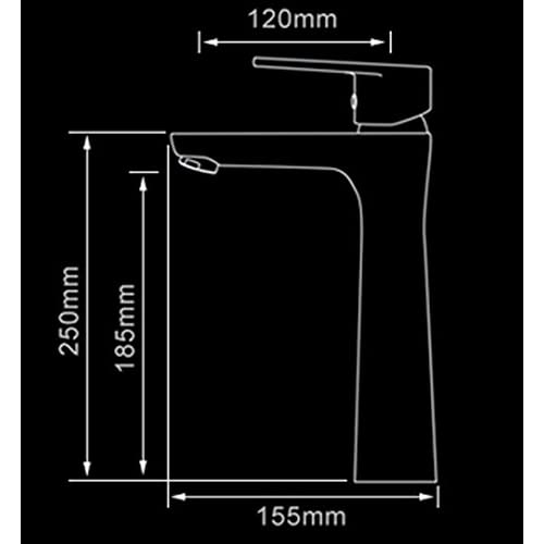 cheap SBWYLT-Skao Germany lavatory faucet copper hot and cold faucet on the wash basin tap faucet hot and cold tap , B