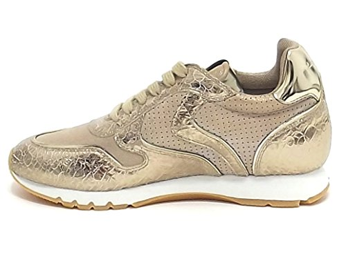 Voile Gold Trainers Blanche Gold Women's wFwrfq7P