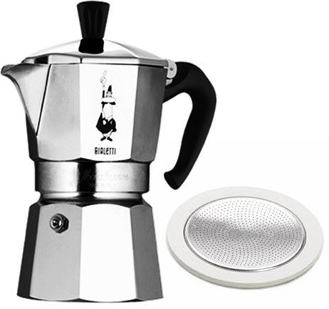 Bialetti coffee maker gasket filter product image