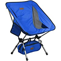 Trekology YIZI Go Portable Camping Chair Adjustable...