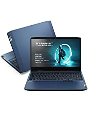 "Notebook IdeaPad Gaming 3i, Intel Core i5-10300H, 8GB RAM, 256GB SSD, Placa Dedicada GTX 1650 4GB, Windows 10, 15.6"" Full HD WVA, Azul"