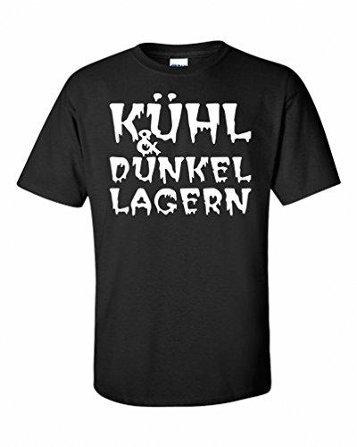 negra Camisetas larga de Camiseta de hombre manga nIxpwIzr