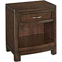 Home Styles Furniture 5549-42 Crescent Hill Night Stand, 28-Inch High