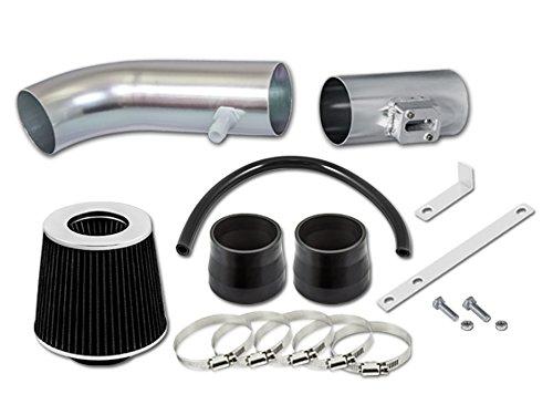 RL Concepts Black Short Ram Air Intake Kit + Filter 04-11 Ford Ranger B4000 Pickup 4.0 SOHC V6