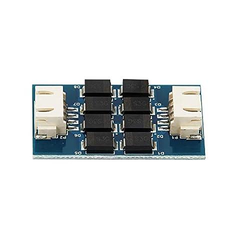 zreal 1//4/pezzi tl-smoother V1.2/modulo supplementare per 3d pinter Motore passo-passo Driver RepRap MK8/i3/