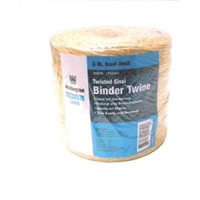 Wellington Puritan 43915 Sisal Binder Twine: Home Improvement