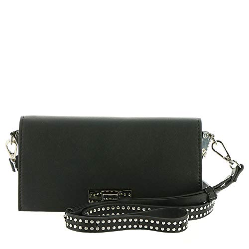 BHoda Steve Madden Bag Black Crossbody Sq5RCqw0