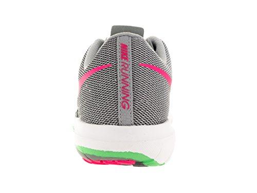 Flex Hypr Grey Grey drk Running Shoes Grn Fury Wlf 2 Women's WMNS Pnk Nike vltg vqzCE0
