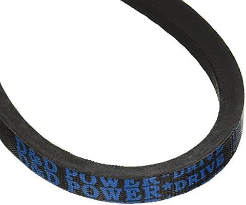 D/&D PowerDrive A28 or 4L300 V Belt  1//2 x 30in  Vbelt