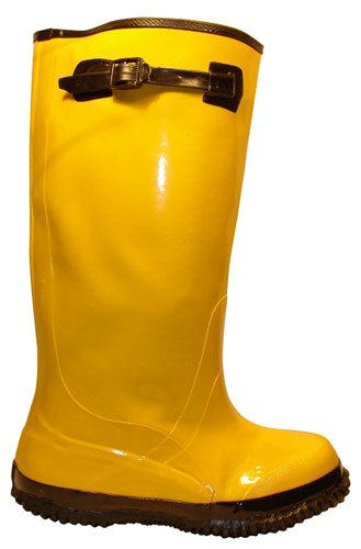 "Tingley Men's 17"" Slush Boot,Yellow,US 11 M"