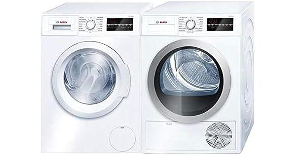 Amazon.com: Bosch WAT28400UC - Par de lavandería de carga ...