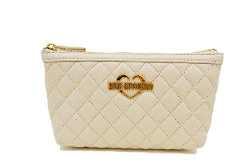 Women's Moschino Moschino Love Ivory Love Women's Ivory Clutch Clutch P6xpzzY