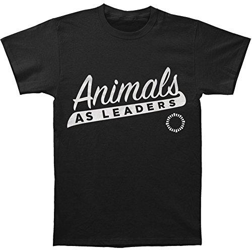 Animals As Leaders Men's League T-shirt Black