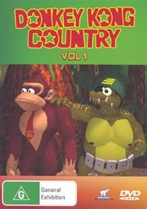 Donkey Kong Country: Vol. 1 (Hooray For Holly-Kongo Bongo / the Kongo Bongo Festival of Lights / Speak No Evil, Dude / the Day the Island Stood Still)
