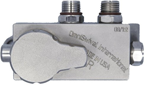 Omni Swivel Gas Switching Block