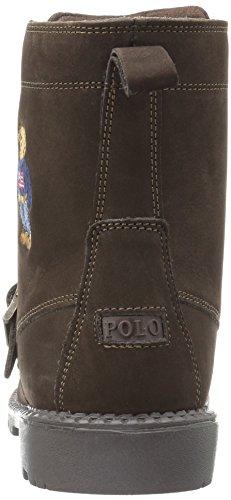 Polo Ralph Lauren Kids Ranger Hi II Fashion Boot Chocolate Nubuck get to buy cheap online Cheapest cheap price buy cheap professional VwPNw
