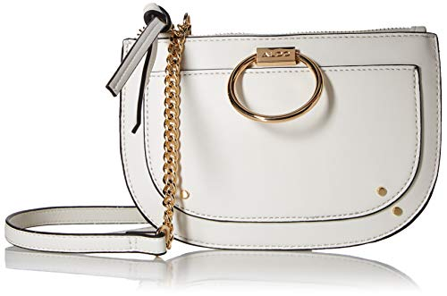 ALDO Women's Elroka White One Size (Aldo White Handbags)