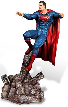 (Moebius Batman V Superman: Dawn of Justice: Superman 1/8 Scale Resin Model Kit)