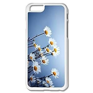 Unique White Daisies Flowers IPhone 6 Case For Team