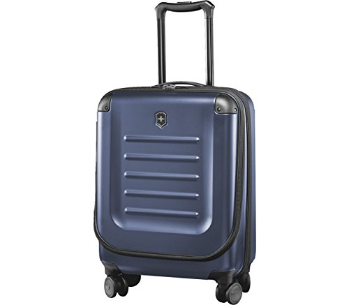 Victorinox Spectra 2.0 Expandable International Carry-On Hardside Spinner Suitcase, 21-Inch, Navy ()