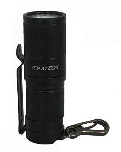 iTP A1 EOS 250 Lumen Keychain Flashlight