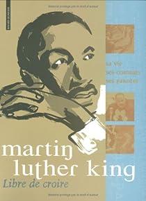 Martin Luther king par Billioud