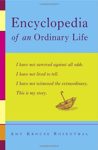 Encyclopedia Ordinary Life Krouse Rosenthal