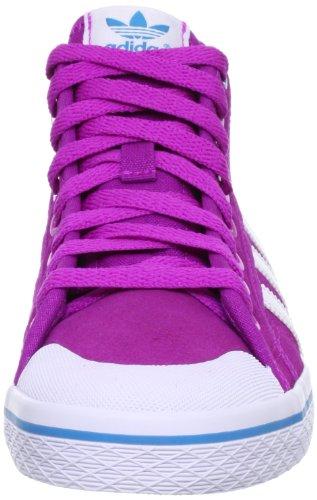 adidas Honey stripes mid - Zapatillas de Deporte de cuero Mujer