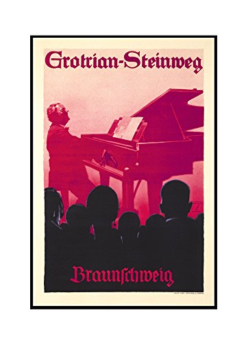 grotrian-steinweg-vintage-poster-artist-holwein-ludwig-germany-c-1934-24x36-framed-gallery-wrapped-s