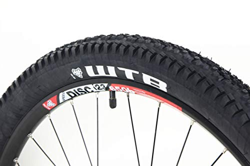 WTB Riddler 27.5 X 2.4 Wire Bead Bicycle Tire Off Road Blackwall