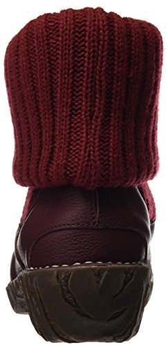 El Women's Boots Rioja N097 Grain Rioja Naturalista Soft Red Yggdrasil Ankle rwfaqrOx
