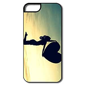 PTCY IPhone 5/5s Personalized Cool Cupid Fairy
