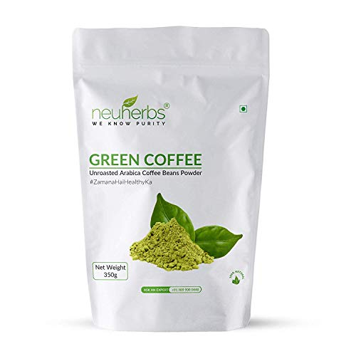100 % organic no side effects pure Green Coffee Beans powder for Weight Loss 350g| instant result