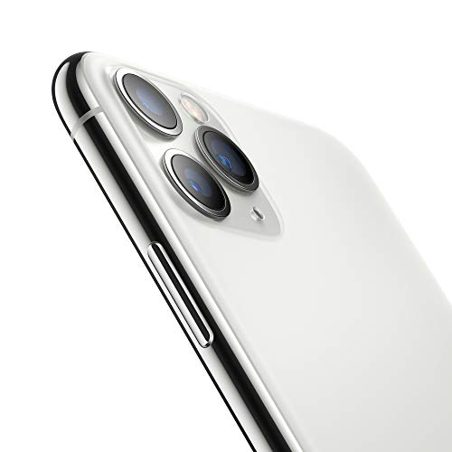Simple Mobile Prepaid - Apple iPhone 11 Pro (64GB) - Silver [Locked to Carrier – Simple Mobile]