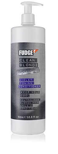 FUDGE Conditioner, Clean Blonde Violet 1000 ml by Fudge
