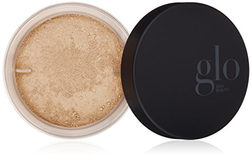 Glo Skin Beauty Loose Base - Natural Fair | Illuminating Loose Mineral Makeup Powder Foundation | Dewy Finish | 9 Shades