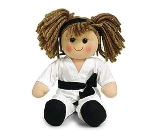 Karate Girl 15 Inch Juguete de Peluche