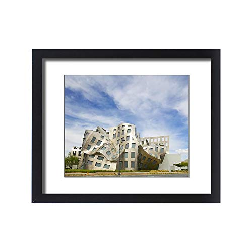 Media Storehouse Framed 20x16 Print of USA, Nevada, Las Vegas (12634569) (Lou Ruvo Center For Brain Health Architecture)