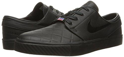 Zapatillas Hombre Nike Sb Zoom Stefan Janoski Elt Sbxfb 833600-006 Negro / Negro-universitario Rojo