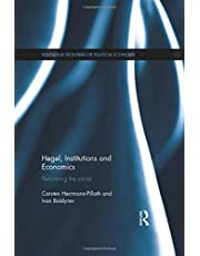Hegel, Institutions and Economics: Performing the Social